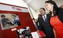 Primera Dama de la Nación, Nadine Heredia, participó en lanzamiento del Proyecto Piloto Semilla