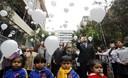 Minuto de silencio al cumplirse los 20 años del atentado en la calle Tarata en Miraflores