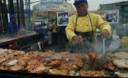 Una de las tradicionales fiestas populares de los últimos tiempos es sin duda las polladas Bailables