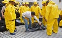Jefe de estado Ollanta Humala,promueve campaña ¨A Comer Pescado¨