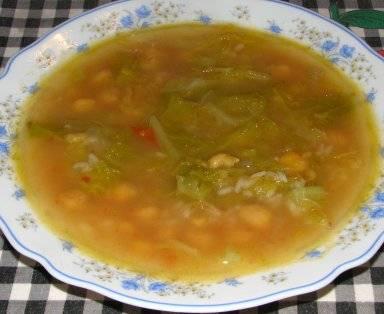 Sopa Florentina