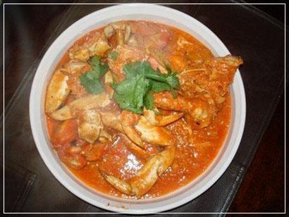 Sopa de cangrejos for Comida francesa platos tipicos