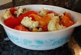 Ensalada de coliflor marinada