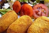 Croquetas de tomate y papa