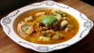 Sopa de Soya con Verduras