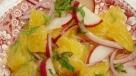 Ensalada marroquí de naranja