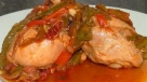 Pollo a la Portuguesa