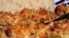 Calabacines vegetarianos